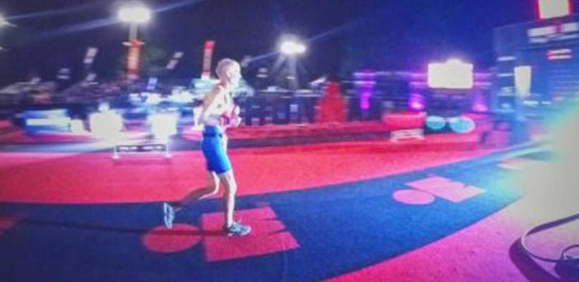 Ironman at 64… Bing Jones' Ironman Vichy Race Report