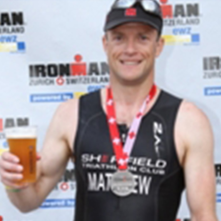 Matthew Hartley - Sheffield Triathlon Club