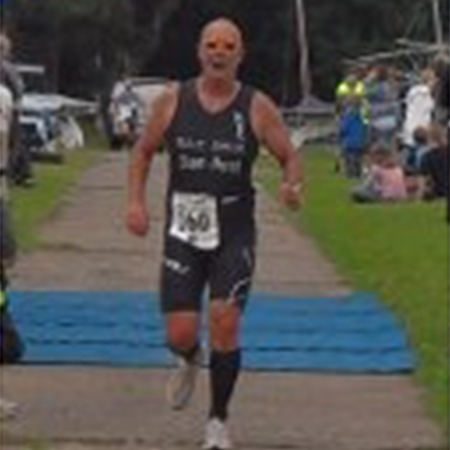 Jon Staniforth - Sheffield Triathlon Club