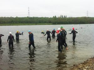 Rother Valley Open Swim - Sheffield Triathlon Club