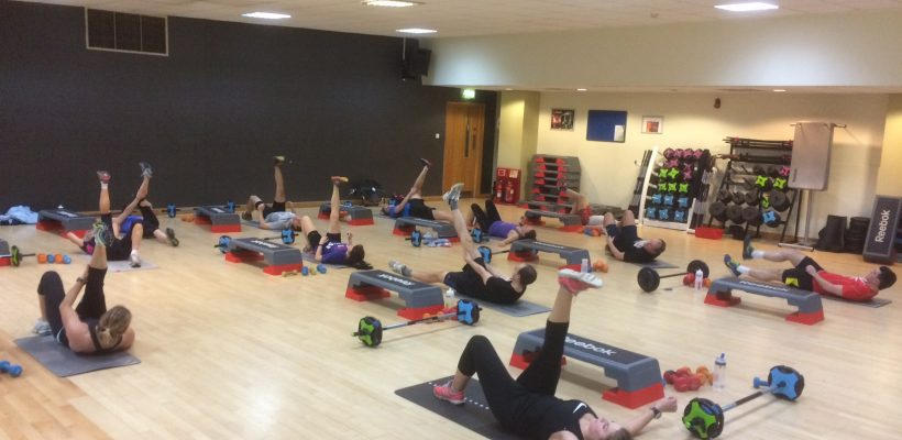 Nuffield S&C