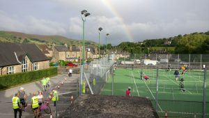 Hathersage pool court